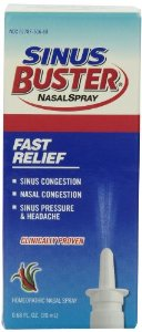 Sinus Buster - A Natural Relief